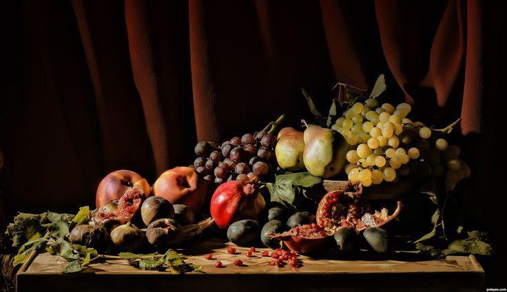 Caravaggio, Still Life
