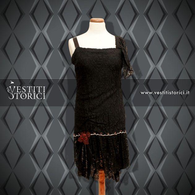 Vestiti Storici Vestiti Storici » Abito anni 20 donna [VF-F003]
