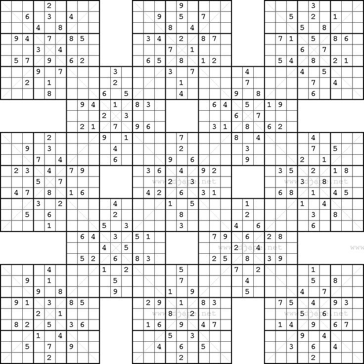 2_13_33_33_20060330_4217_X_16 Sudoku puzzles, Sudoku