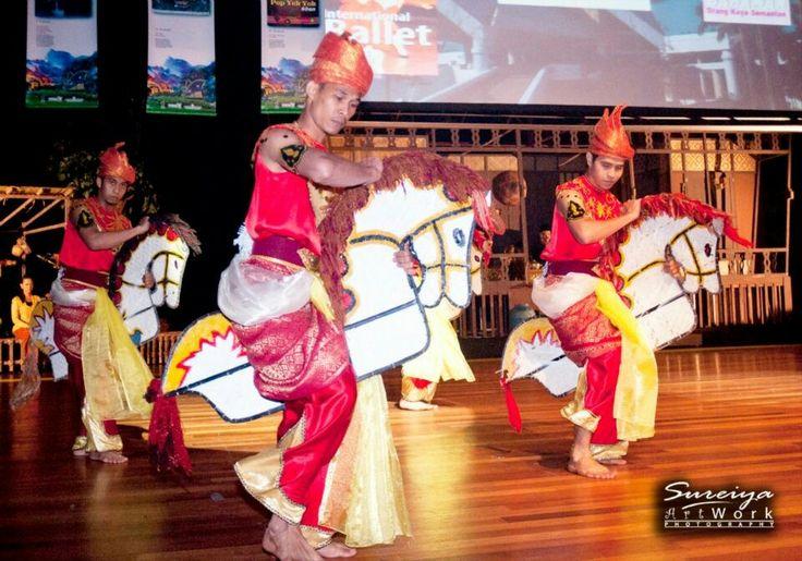 Tarian Kuda Kepang of Johore, Malaysia