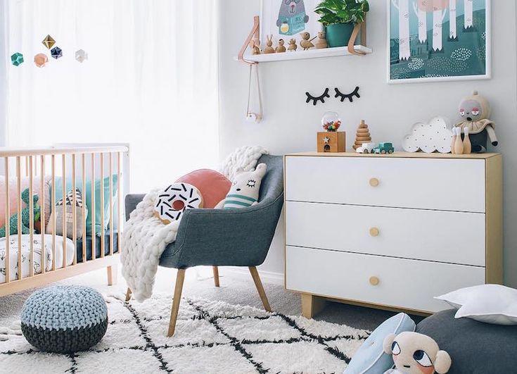 De leukste wanddecoratie voor in de baby- en kinderkamer