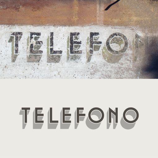 tipos vintage? tipografía eterna... Juan Nava -vía @Jorge Martinez Lens