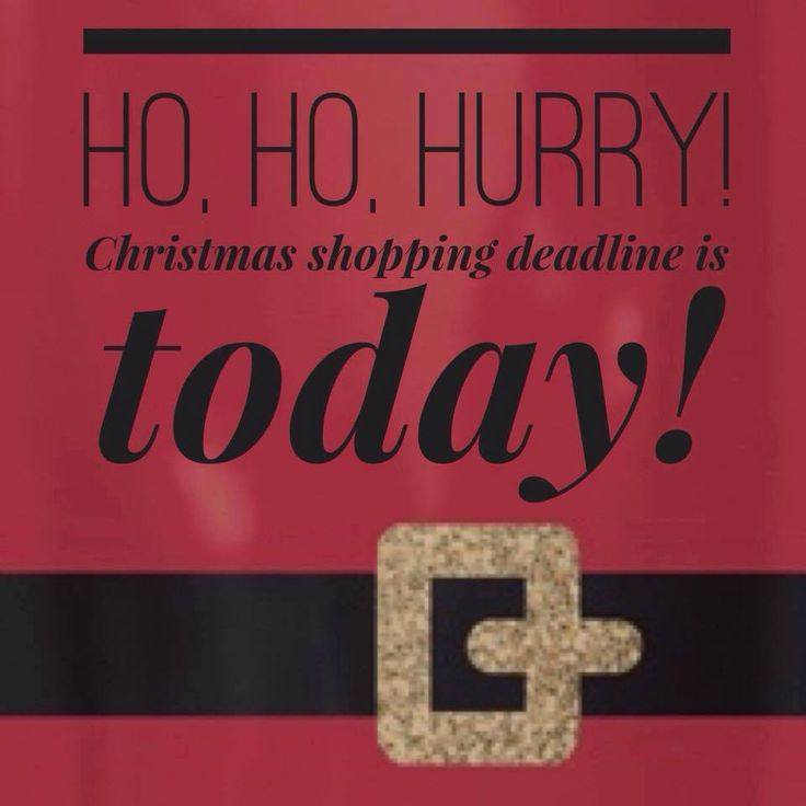 Today is the LAST DAY to order for guaranteed Christmas delivery! Jamberry makes great stocking stuffers! Click on the picture to start shopping NOW!