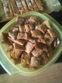 Hundekekse Thunfischkekse - Rezept