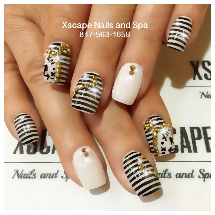 43 best Happy New Year Nail Designs images on Pinterest | New year\'s ...
