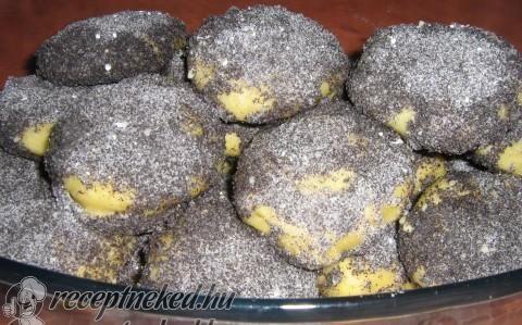 Mákos gőzgombóc recept fotóval