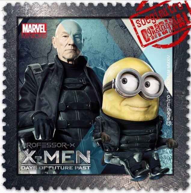 X-Men: Days of Future Past ~ Professor X | Despicable ... X Men Days Of Future Past Professor X