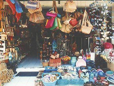 Shopping in Bali Markets