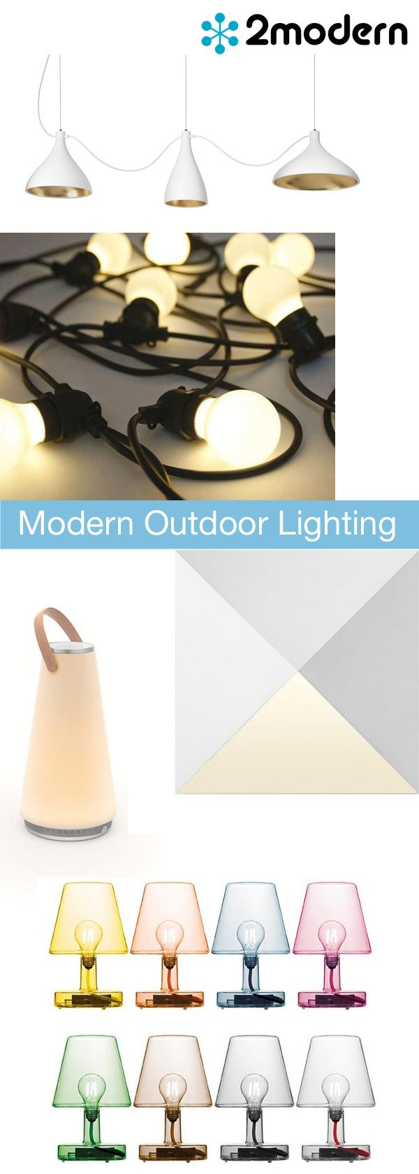 61 best Modern Outdoor Lighting images on Pinterest