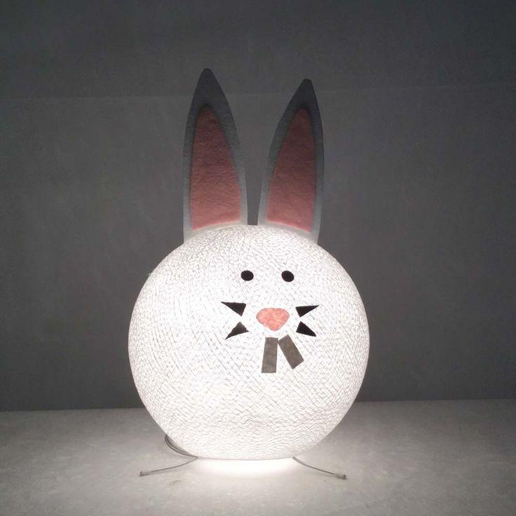 Lampada ZooCobo: coniglietto