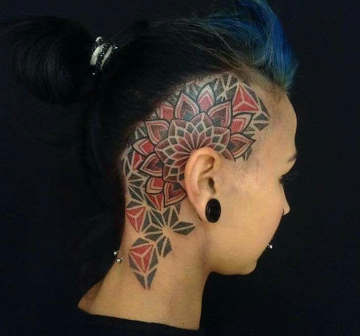 Kopf Tattoos