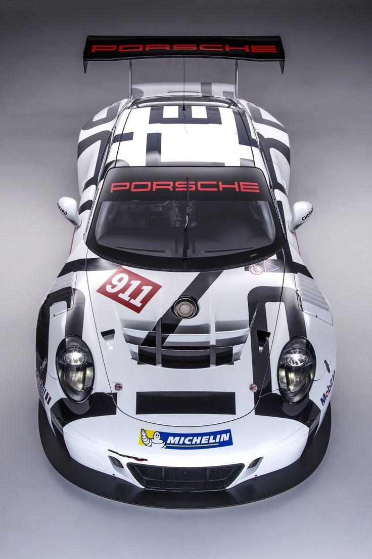 Porsche unleashes new 911 gt3 r customer race car w video