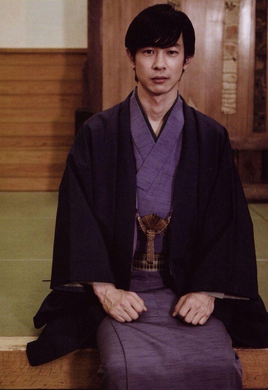 加瀬亮 kase ryo 着物 和服 kimono