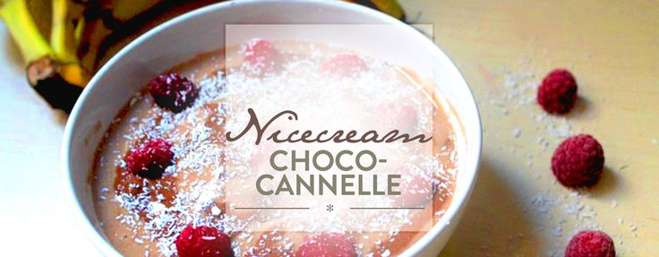 Nicecream choco-cannelle
