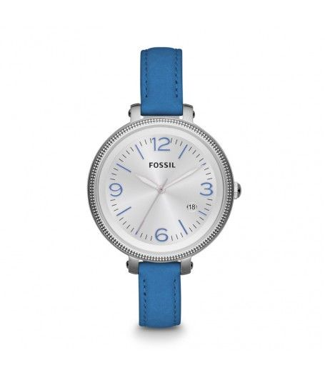 Ceas de dama Fossil Heather ES3279 #fossil #blue #watch #accessories