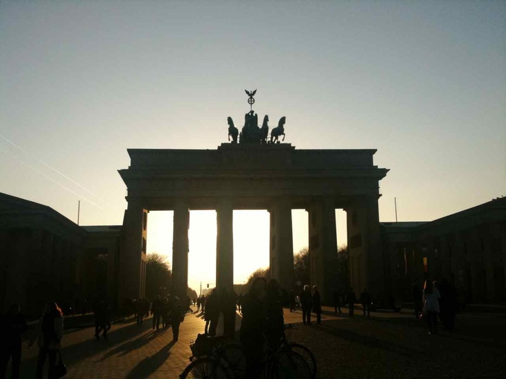 View of the Brandenburg Gate from Hotel Adlon - Photo courtesy Homa Nasab