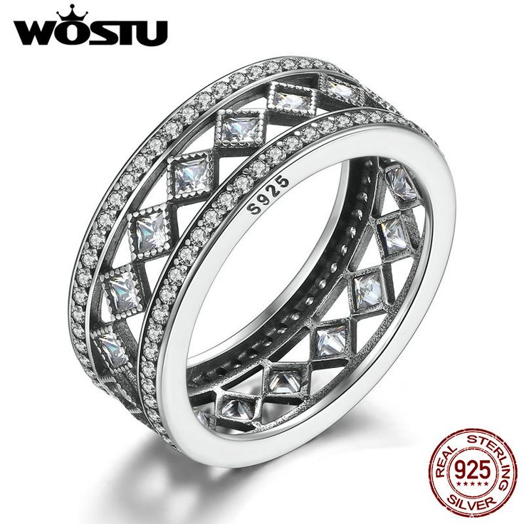 High Quality Real 925 Sterling Silver Vintage Ring For Wome //Price: $23.48 & FREE Shipping //     #hashtag4