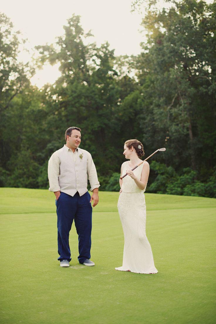 37 Best Vintage Golf Wedding Images On Pinterest Golf Wedding