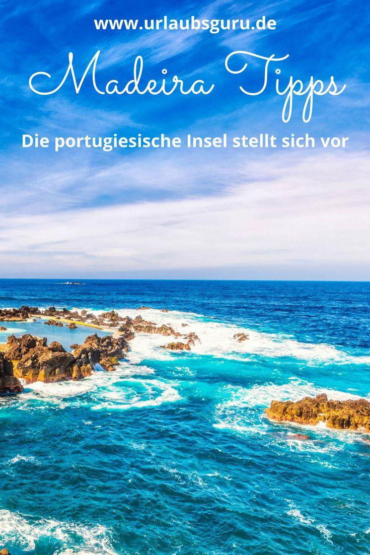 Kennt ihr eigentlich die zu Portugal gehörende Insel Madeira im Atlantischen Ozean? Hier stelle ich sie euch genauer vor.