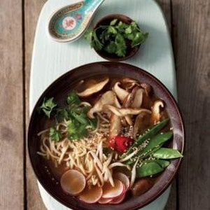 Japanese-style noodle soup