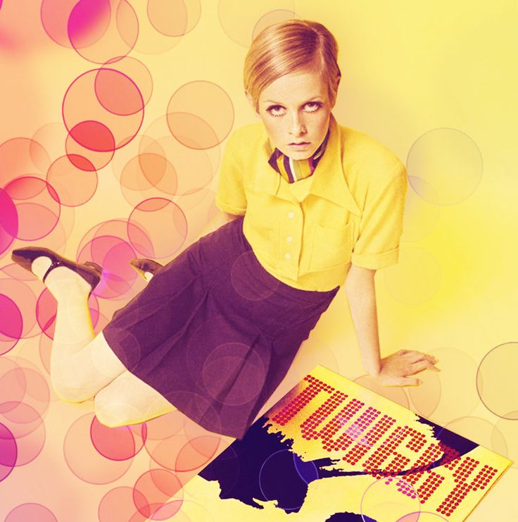 26 best Twiggy images on Pinterest   Vintage fashion, 60 s and ...