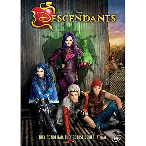 Descendants DVD $19.95  Meet the next generation of villains in Disney's Descendants! Sent to attend prep school alongside the children of beloved Disney heroes, these villainous kids must help their evil parents achieve ''world domination'' again.  Feel Free to sign up my Newsletter & Maximize your cashback at Disney in the Gran Shopping Mall here:   http://www.themarketingplatform.com/lnchg9ee09a7f1746e40657981972e28cf53