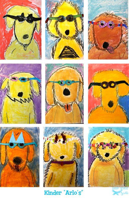 17 Best images about Kindergarten Art on Pinterest | Oil pastels ...