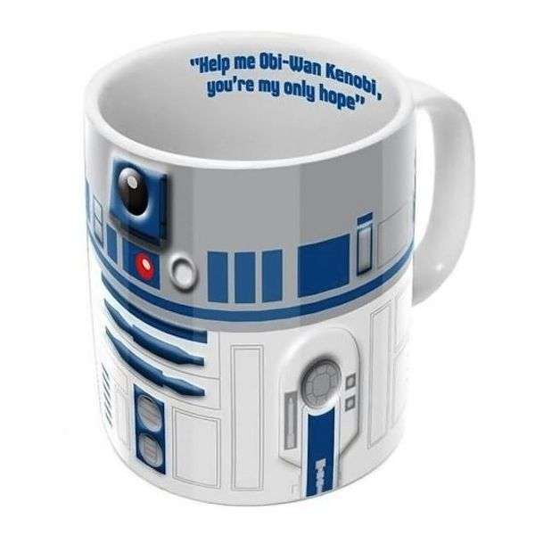 I so need this to add to my coffee mug collection!! I already have a Darth Vader cup.