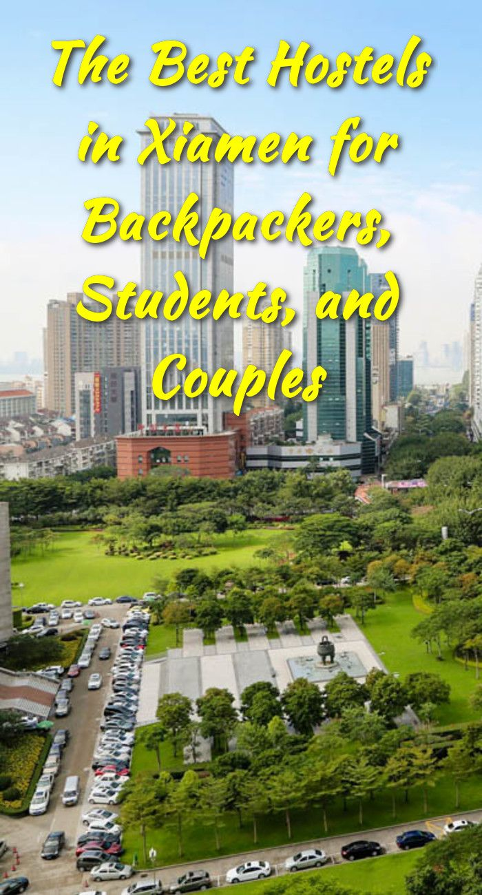 The Best Hostels in Xiamen for Backpackers, Students, and Couples: Xiamen lies on the southeastern coast of China, and is an important city…