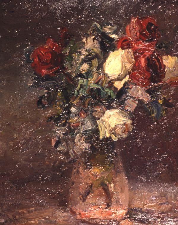 Τριαντάφυλλα στο βάζο