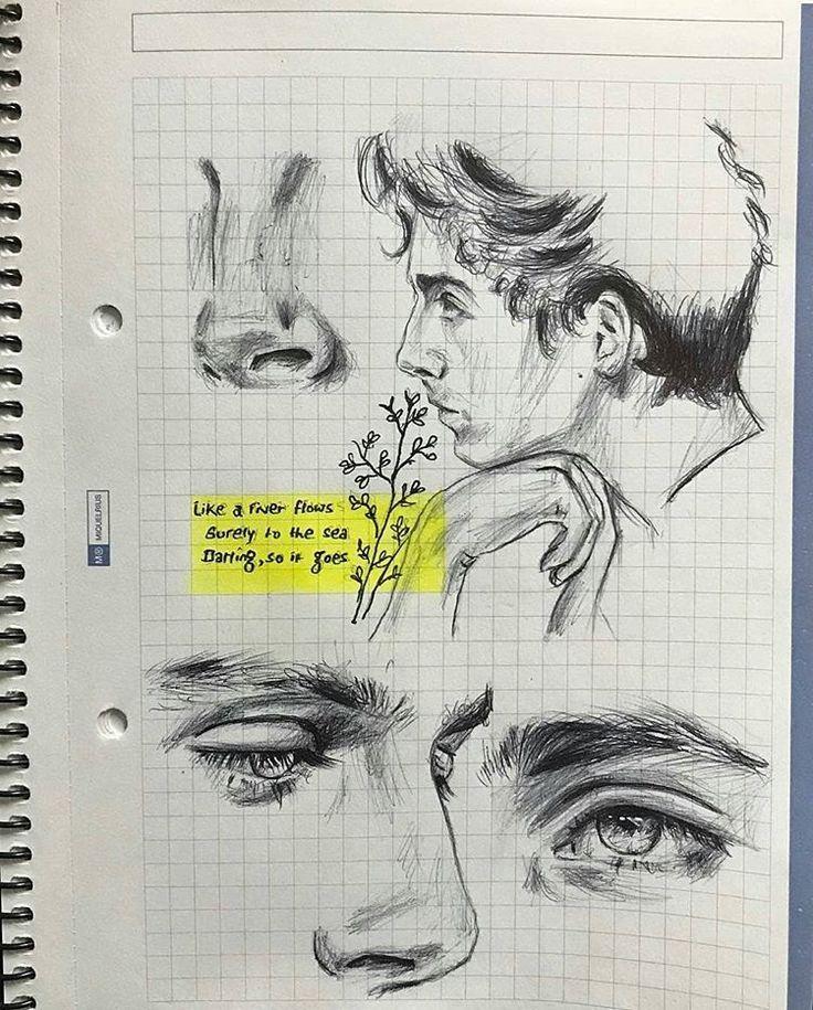 Diese Skizzen von Shaikha sind absolut wunderschön … – #absolut #artsy #beau