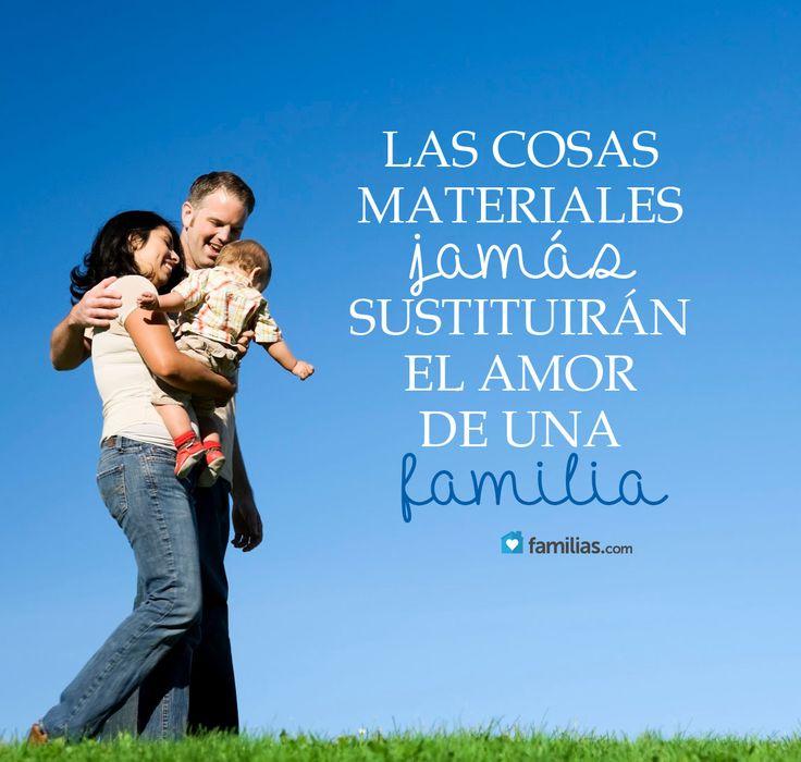 Nada como el amor de la familia