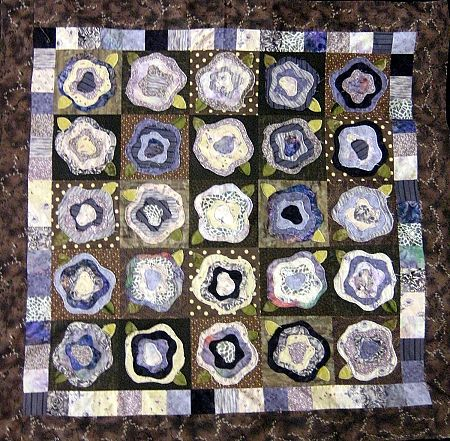 9-inch Quilt Block Patterns by Janet Wickell