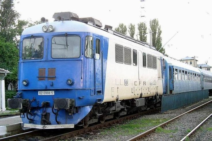 romanian railroad railways