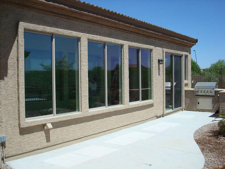 Arizona Patio Room Addition Walls Only