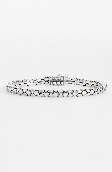 Free shipping and returns on John Hardy Dot Chain Bracelet at Nordstrom.com. Polished sterling-silver dots reimagine John Hardy's classic chain bracelet with a more bubbly tone.