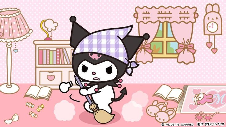 My Melody, Kuromi