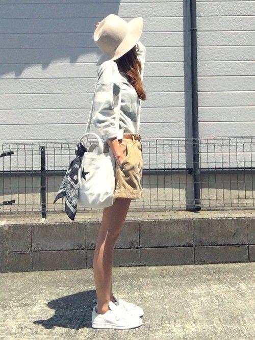 Khajuのハット「Khaju:フェルトハット②」を使った☻おまゆのコーディネートです。WEARはモデル・俳優・ショップスタッフなどの着こなしをチェックできるファッションコーディネートサイトです。