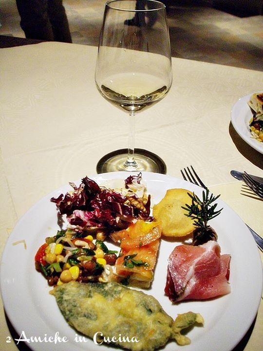 Light dinner da @montioni #InMontefalco foto di @Mimì