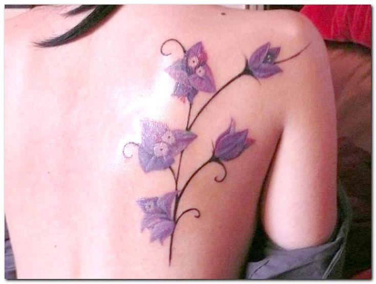 flower tattoo | Orchid Flower Tattoos and Tattoo Designs Pictures Gallery