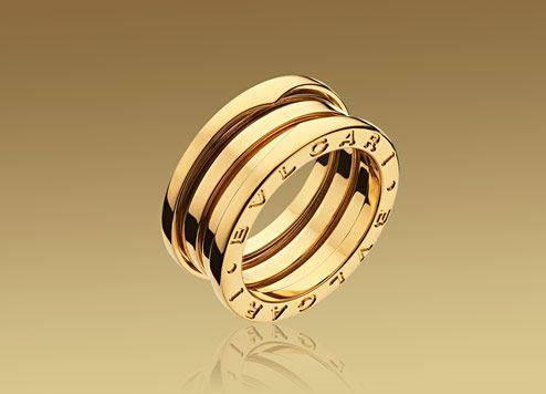 bulgari bzero ring in gold i lost mine the first year i was in belize it was the first thing i bought when i got my first bonus at work
