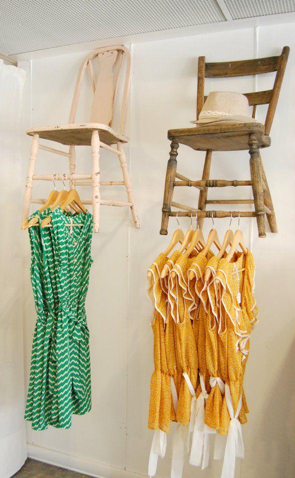 15 impresionantes proyectos con sillas para decorar tu hogar