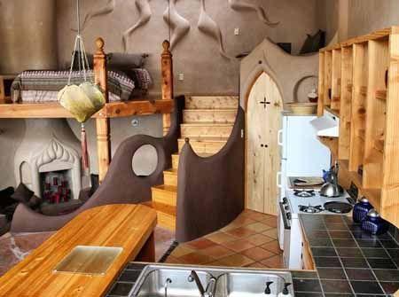 необычные интерьеры маленьких домиков - Поиск в Google