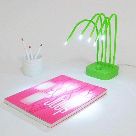 desk lamp  Fresh by Victor Vetterlein