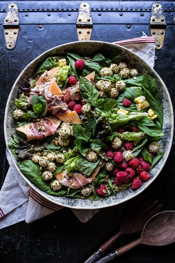 7 incredible salads that will inspire you to eat healthy all week long