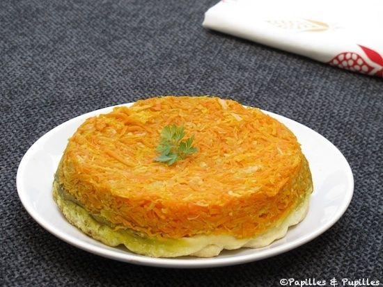 Tarte Tatin carottes fenouil au pesto  500g de carottes 1 gros fenouil 1 orange 1 grosse cuillère à soupe d'huile d'olive 1 pincée de sel 1 pincée de poivre 1 abaisse de pâte feuilletée 4 cuillères à soupe de pesto