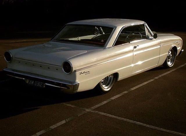 Ford Falcon Nice Cars Street & 103 best nice cars and rods images on Pinterest | Falcons Ford ... markmcfarlin.com