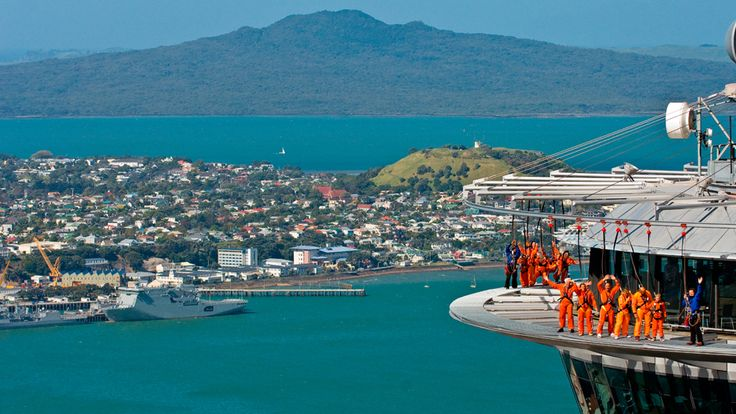 Iconic Attractions with Motorhome Hire Auckland