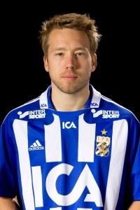 New defender Adam Johansson