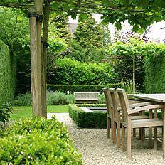 Tuinontwerp - tuinontwerpen | Foto's voorbeelden moderne tuinarchitectuur